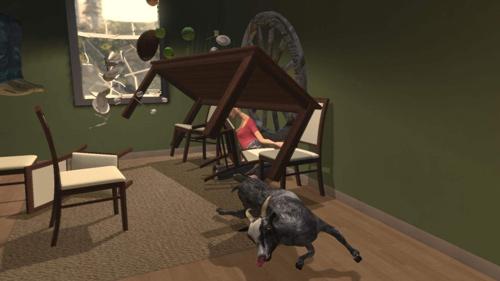 模拟山羊开发商公布新作