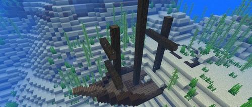 我的世界1.13水域更新