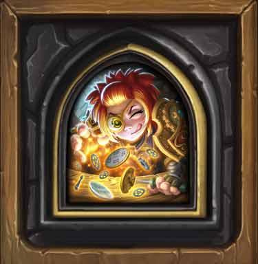 炉石传说女巫森林地下城奖励