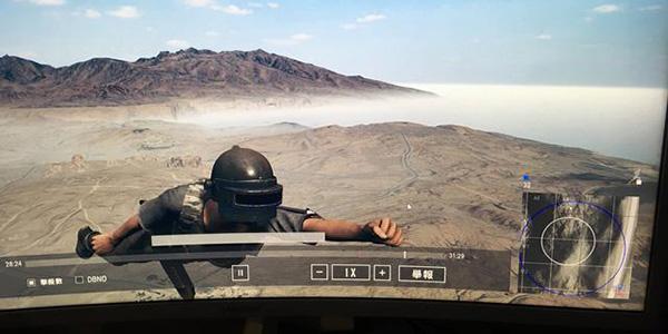 《绝地求生》惊现奥特曼外挂 游戏结束后他飞向了天空