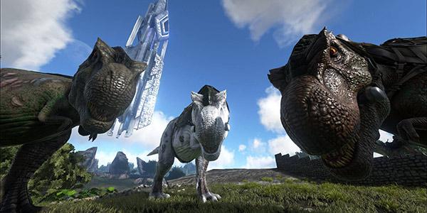 高画质多人生存游戏《方舟:生存进化》即将登陆手机平台