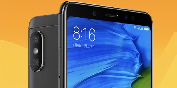 史上超强大的红米手机!红米Note5今日正式发布