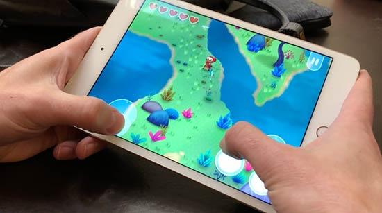 依然塞尔达 经典冒险解谜游戏续作《天空鱼传说2》曝光