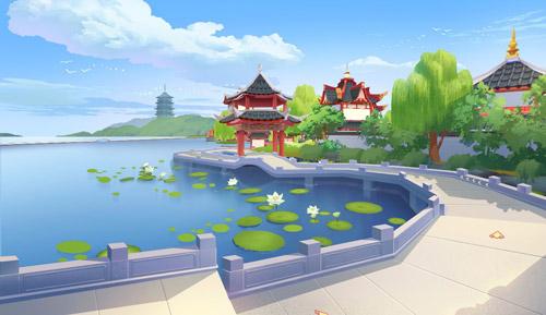 QQ飞车手游全新地图