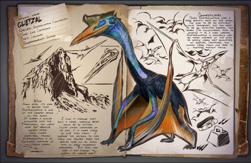 方舟生存进化风神翼龙