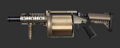 终结者2榴弹枪