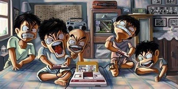 「就哔哔」回归初心 你还记得最早接触的启蒙电子游戏吗?