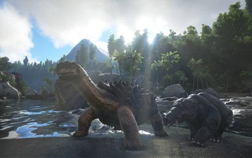 方舟生存进化淡水碳龟吃什么