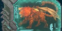 方舟生存进化狮身蝎尾兽
