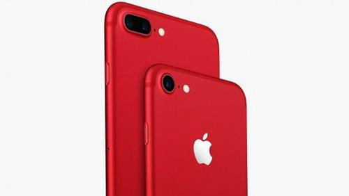 红黑色IPHONEX