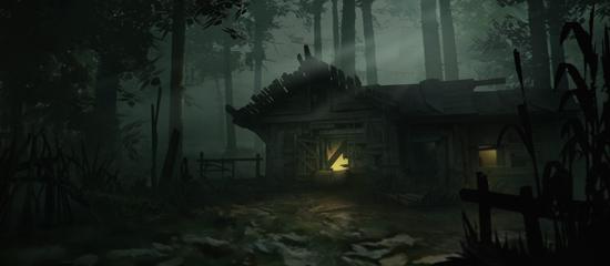 第五人格森林