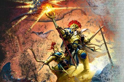 战锤西格玛纪元:英雄