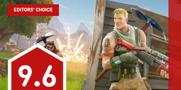 最好玩的多人游戏?《堡垒之夜》IGN打出9.6高分好评