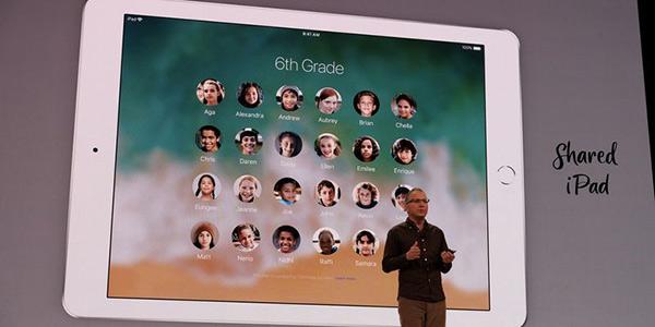苹果New iPad9.7发布 学生党买仅要1877元