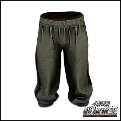 极地求生七分裤展示 七分裤获得方式