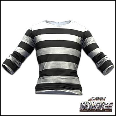 极地求生条纹T恤展示 条纹T恤获得方式
