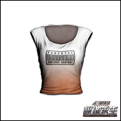 极地求生无袖T恤展示 无袖T恤获得方式