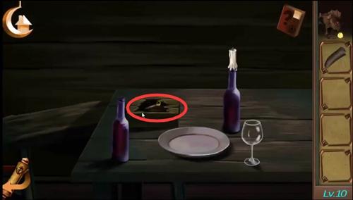 密室逃脱绝境系列2海盗船第10关