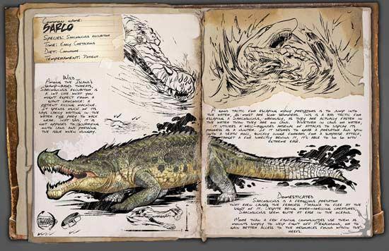 方舟生存进化帝鳄