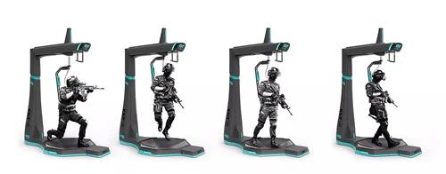 VR跑步机