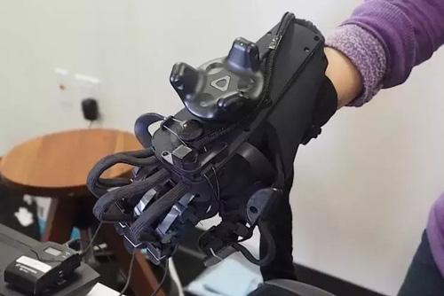 VR触觉模拟器