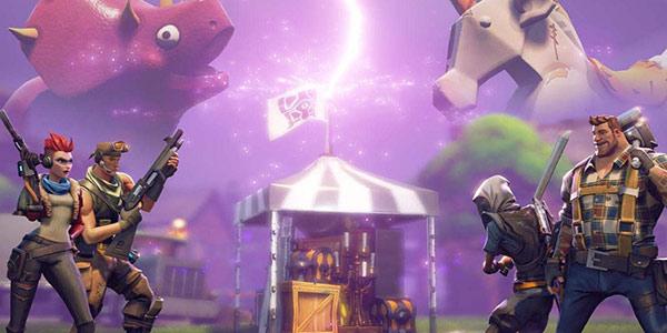 《堡垒之夜》为何能称霸欧美游戏市场 外媒总结其成功原因