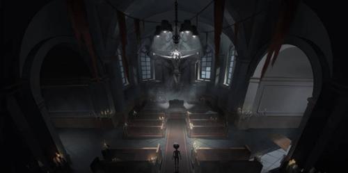 第五人格红教堂
