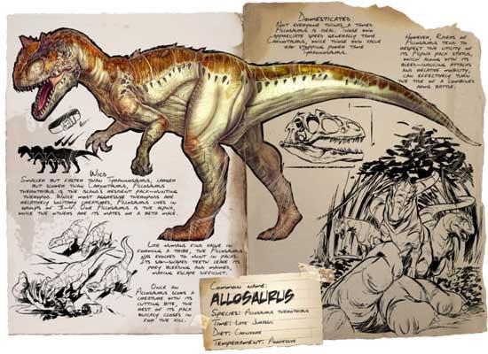 方舟生存进化异特龙