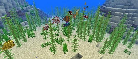 我的世界海底