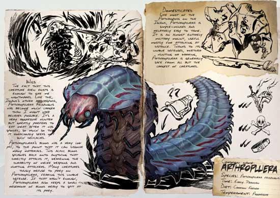 方舟生存进化死亡蠕虫