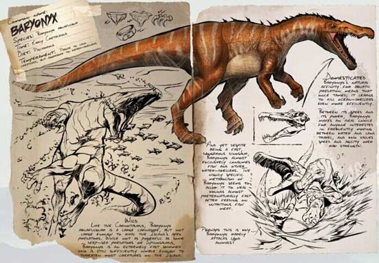方舟生存进化恐爪龙
