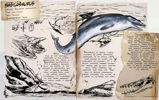 方舟生存进化龙王鲸