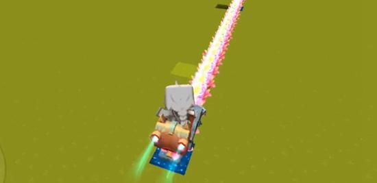 迷你世界荷灯轨道教程 荷灯轨道怎么做
