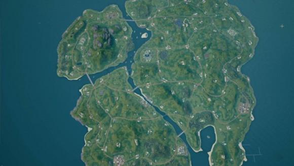 绝地求生刺激战场4X4地图资源位置分布