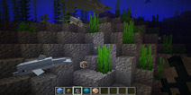 我的世界18w15a发布 更新海豚和不同颜色的水质