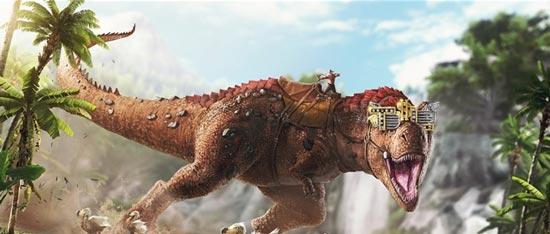 方舟生存进化恐龙