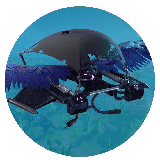堡垒之夜手游滑翔机羽毛飞行物怎么得 Feathered Flyer滑翔机介绍