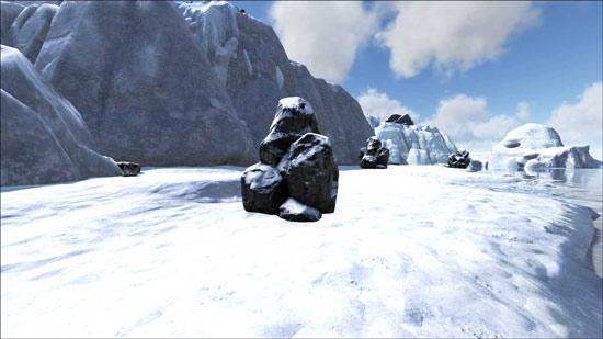 方舟雪山石油