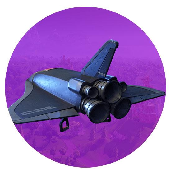 堡垒之夜手游滑翔机深空着陆器怎么得 Deep Space Lander滑翔机介绍
