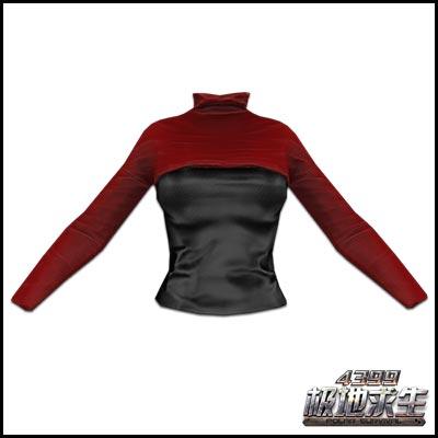 极地求生红色恋歌上衣展示 红色恋歌上衣获得方式