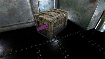 方舟生存进化储物箱