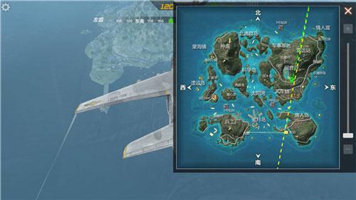 CF手游海岛地理学1