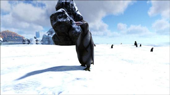 方舟生存进化企鹅