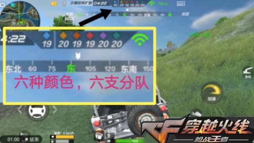 CF手游六军激战5