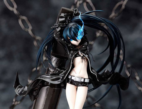 Black Rock Shooter(黑岩)