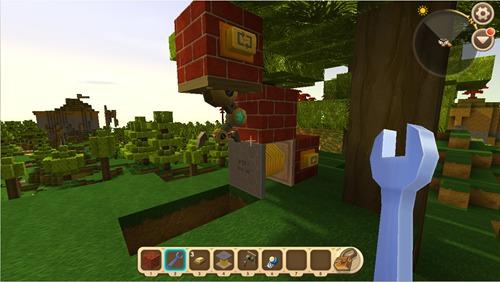 迷你世界自动挖矿机怎么做 自动挖矿机教程