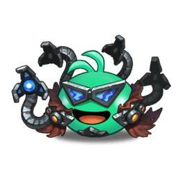 不思议迷宫章鱼博士
