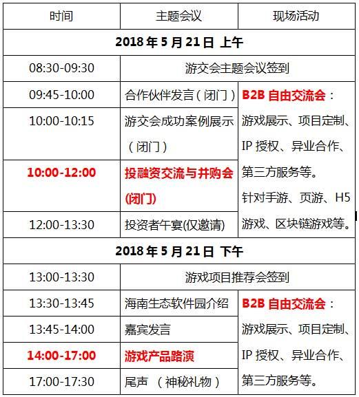 第十七届游戏项目交易会5月21日在广州举办