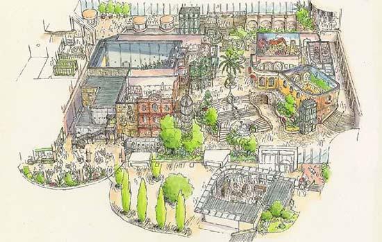 吉卜力主题公园预计2022年开业