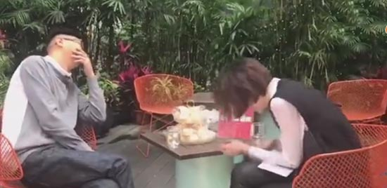 张家辉:整个中国都在笑我渣渣辉 已和介个广告终止合作